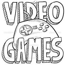 video game coloring pages to download and print for free inside