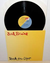 bad brains rock for light bad brains rock for light lp record pvc records punkhardcore