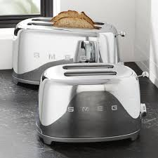 Delonghi Toaster Vintage Toasters And Toaster Ovens Crate And Barrel