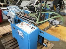 folders used finishing machines guk fa 35 2 2 folding machine