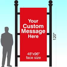 advision ornamental post panels 4 x 8