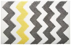 Yellow And Gray Kitchen Rugs Kitchen Yellow Kitchen Mat And 2 Majestic Design Memory Foam