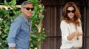 george clooney wedding george clooney marries amal alamuddin in studded italian
