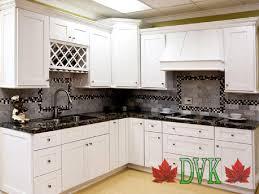 kitchen furniture vancouver kitchen cabinets vancouver 15 shaker white maple dvk discount