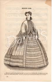 godey s s book 1860 godey s fashion print engravings circa 1860