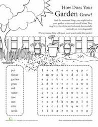 gardening word search puzzle word search puzzles fun words and