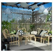 Ikea Outdoor Sofa Mastholmen 2 Seat Sofa Outdoor 118x67x80 Cm Interiors