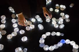 Light Up Rocks by Studio Roosegaarde U2014 Crystal Info