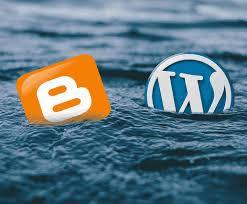 blogger atau blogspot blogger atau wordpress mana yang lebih bagus untuk blog
