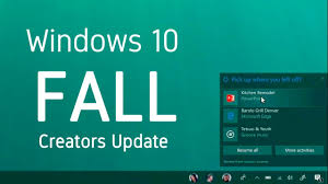 Best Resume Updates by 7 Best Features Of Upcoming Windows 10 Fall Creators Update
