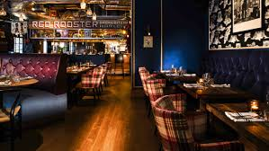 Curtain Street Shoreditch American Dining In Shoreditch Red Rooster London