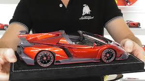 model lamborghini veneno lamborghini veneno roadster by mr models review