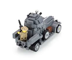 armored vehicles new release rolls royce armored car gray brickmania blog