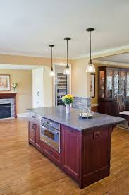 painted kitchen islands kitchen wooden painted kitchen island featuring modern built