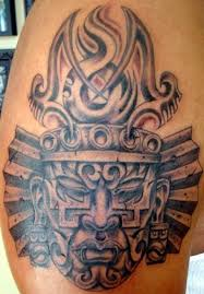 upper sleeve aztec tattoo design of tattoosdesign of tattoos
