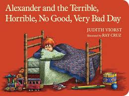 Bad Day Go Away A Book For Children These Books May Help Ease Their Fears Houston Chronicle