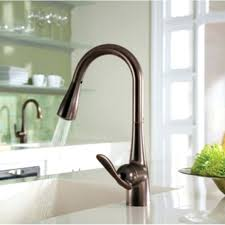 rubbed bronze kitchen sink faucet kitchen sink faucets pull rubbed bronze kitchen faucet