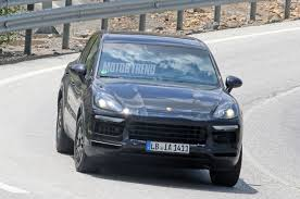 new porsche cayenne will debut august 29 motor trend