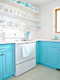 Turquoise Cabinet A Budget Friendly Turquoise Kitchen Makeover Dans Le Lakehouse