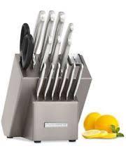 kitchen aid knives kitchenaid stainless steel knife set kitchen steak knives ebay