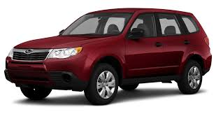 subaru car 2010 amazon com 2010 subaru forester reviews images and specs vehicles