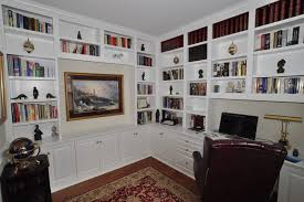 Built In Office Furniture Ideas Excellent Inspiration Ideas Built In Office Cabinets Plain Design