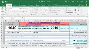 2016 optional state sales tax table how to use excel to file form 1040 and related schedules for 2016