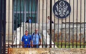 Massachusetts can us citizens travel to cuba images U s to withdraw most staff from embassy in cuba miami herald JPG