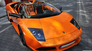 Lamborghini Murcielago Fiat 500 - lamborghini murcielago lp640 roadster hd desktop wallpaper