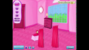 pink bed room pink games game online youtube