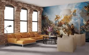 murals paris to size of wall myloview com go to the product paris wall mural for living room