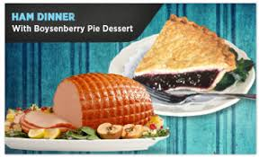 knott s berry farm thanksgiving meal cp food