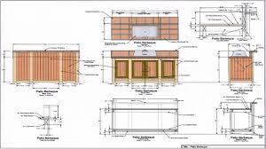 outdoor kitchen floor plans bbq islands kits outdoor kitchen layout software outdoor kitchen