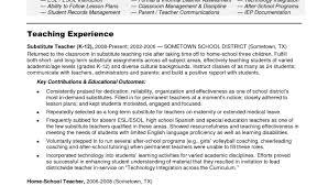 resume for substitute teaching position college supplement essays nutritionist resume skills custom