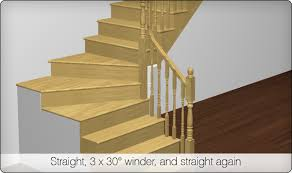 Stairs Without Banister Alexandria Moulding Stair Parts Configurator
