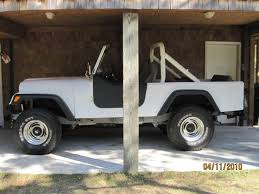 jeep scrambler hardtop 1982 jeep scrambler seating for 6 people 4x4