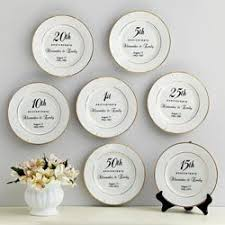 50th anniversary plate engraved traditional 50th wedding anniversary gifts