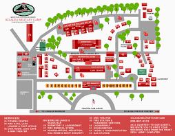 Hawaii Lava Flow Map Maps Kilauea Military Camp