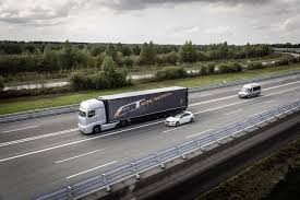 future mercedes truck mercedes benz future truck 2025
