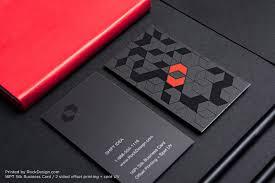 2 sided spot uv name card 3 graphic design spot uv