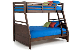 Chadwick TwinFull Bunk Bed Bobs Discount Furniture - Images bunk beds