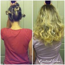 different ways to curl your hair with a wand easy way to curl your hair overnight