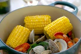how to clambake u2014 recipes hubs