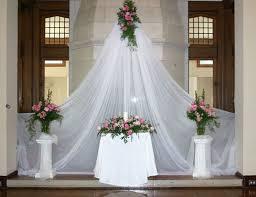 wedding ceremony altar decorations ideas u2014 unique hardscape design