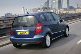 mercedes benz a class hatchback review 2005 2012 parkers