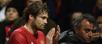 mourinho confirms daley blind will start the europa league final