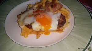 cuisine moldave potato and eggs with sriracha honey butter recipe honey