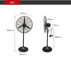 30 Industrial Pedestal Fan Cheap Price Metal 26 Inch Industrial Stand Fan U0026 Iron Blade 30