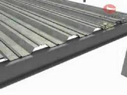 construction composite floor system youtube