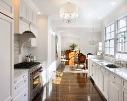 white galley kitchen ideas white galley kitchen home design interior